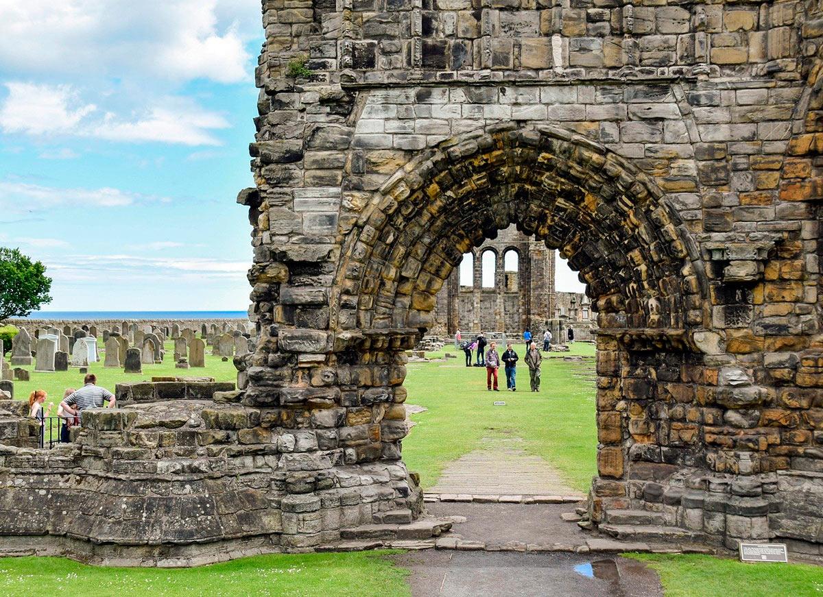 St Andrew and Edinburgh Private Tour